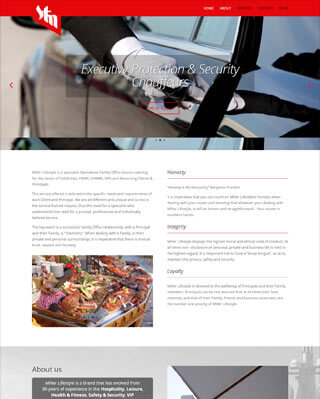 website design aquagel