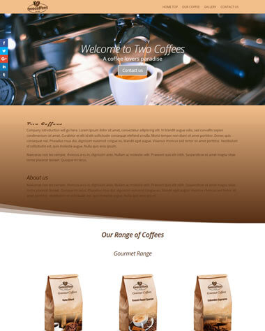 website design water pumps