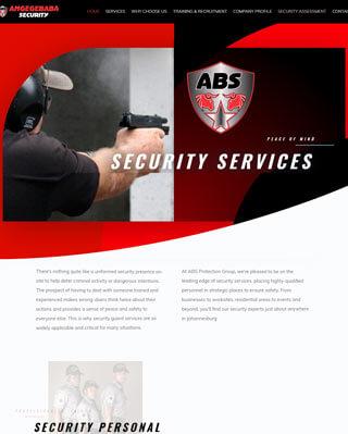 website design aquagel